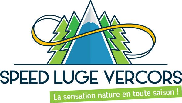 Logo Speed Luge Vecors